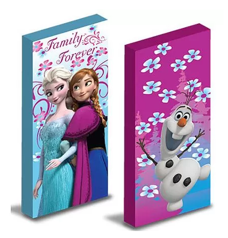 Disney Frozen Glow in the Dark Canvas Wall Art, 2-Pack Just $9.98! Down From $49.98!