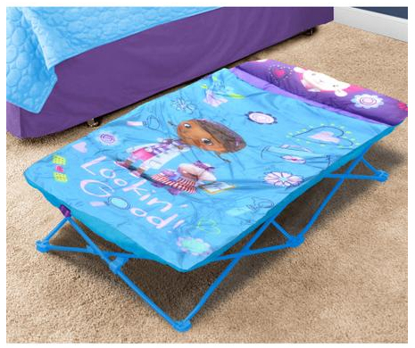 Disney Doc McStuffins Portable Travel Bed Just $22.98! Down From $44.98!