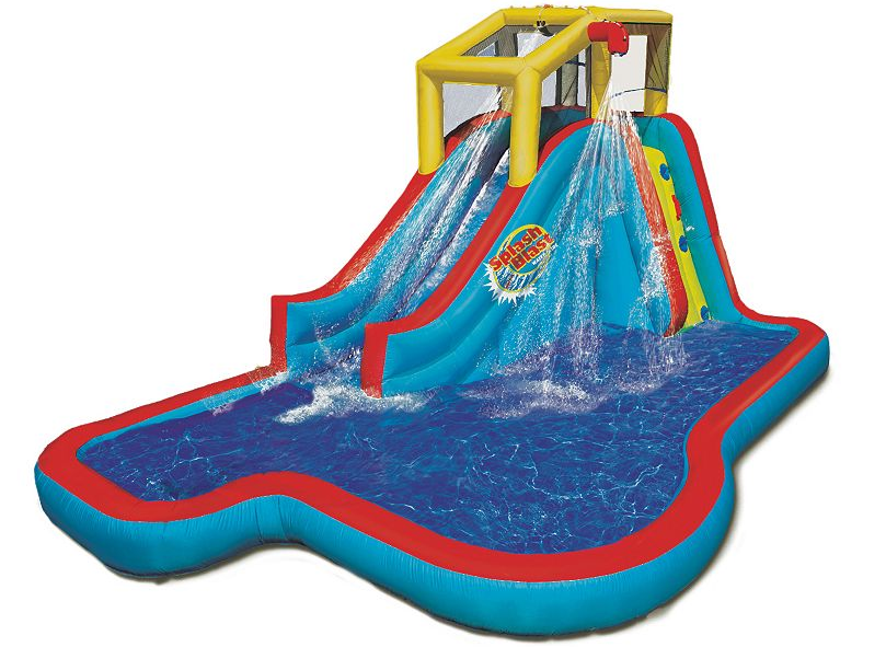 Banzai Slide 'N Soak Splash Park Only $169.99! Down From $599.99!