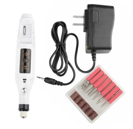Zodaca White Nail Art Drill Kit Just $13.49! Down From $44.99! Ships FREE!