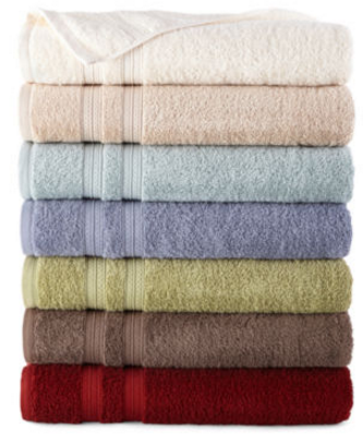 Home Expressions Solid Bath Towels Only $3.32! Down From $10!