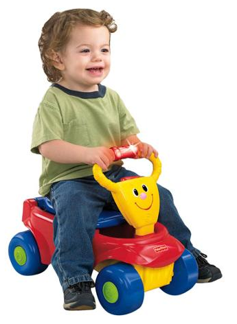 Fisher-Price 2-in-1 Wagon Rider Ride-On, Boys' Just $25.95 Down From $50.60!