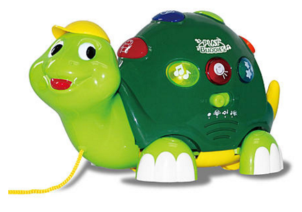 Just Kidz Pull Alongs Animal - Turtle Just $5.99 Down From $10.00!