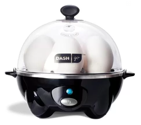 Dash Go Rapid Egg Cooker Just $14.96! Down From $29.99!