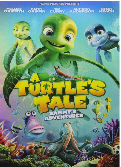 A Turtle's Tale On DVD Only $3.98 + FREE Shipping!