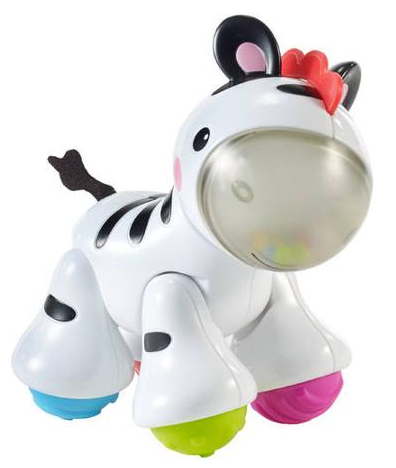 Fisher-Price Click Clack Zebra Just $4.40! Down From $9.99!