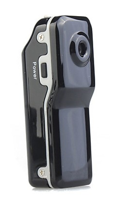 Mini DV Spy DVR Video Camera $12.99 Down From $49.99! Ships FREE!