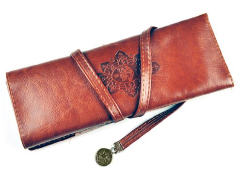 Faux Leather Pencil Case Only $3.04 + FREE Shipping!