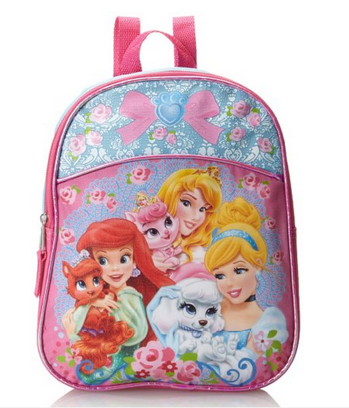 Disney Little Girls' Palace Pets Princess Mini Backpack Only $7.56 (Reg. $25)!