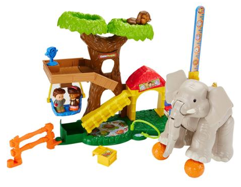 Fisher-Price Little People Big Animal Zoo Just $19.97! Down From $39.99!