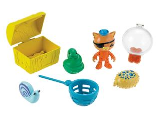 Disney Octonauts Action Figure Rescue Kit Kwazii and the Slime Eel Just $6.77! Down From $12.99!