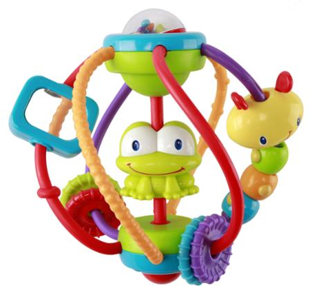 Bright Starts Clack & Slide Activity Ball Toy Just $6.88! Down From $19.45!