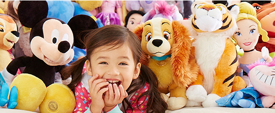 Plush Buy One, Get One For $1 Sale! Toys As Low As $5.48!