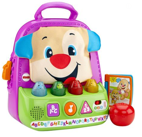 Fisher-Price Laugh & Learn Smart Stages Teaching Tote Just $11.52! Down From $19.99!