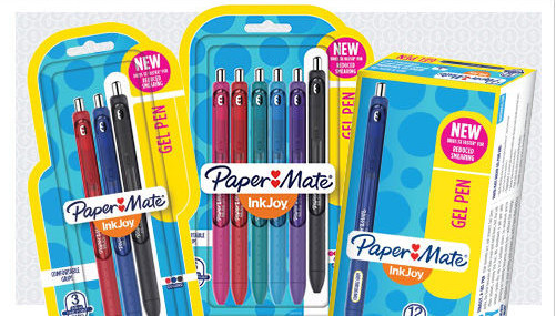FREE Paper Mate Inkjoy Gel Pens At Office Depot/Office Max!