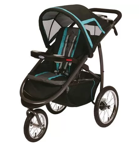 Graco FastAction Fold Click Connect Jogger Stroller Just $99.88 Down From $189.97 At Walmart!