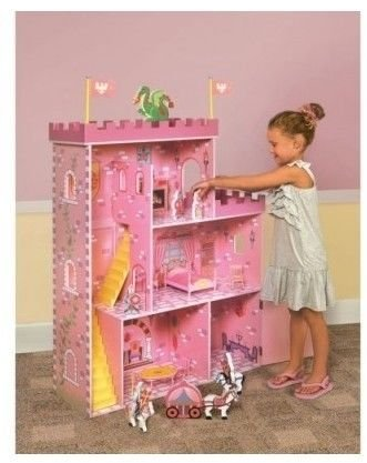 large doll house/castle