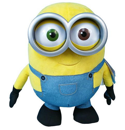 Minions Talking Bob Plush Only $20.82! Down From $69.99!