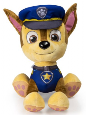 Paw Patrol Jumbo Plush Chase Just $19.64! Down From $38!