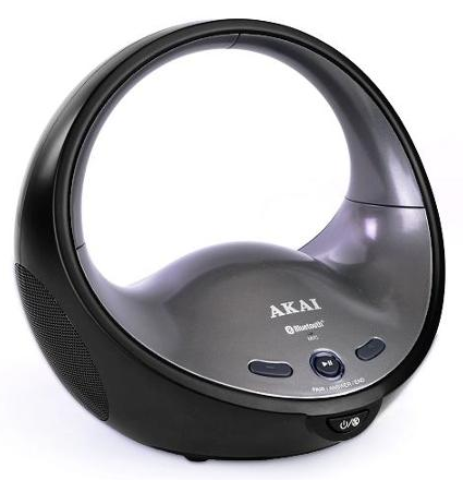 Akai CE7000-BT Portable v2.1 + EDR Wireless Bluetooth Speaker with Speakerphone Just $19.95! Down From $79.99!