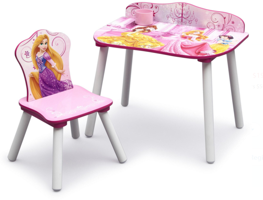 Disney Princess Desk and Chair Set Just $34.99! Down From $54.98!