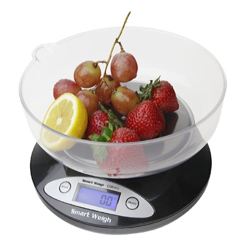Digital Scale With Removable Bowl Only $13.22 + FREE Prime Shipping!