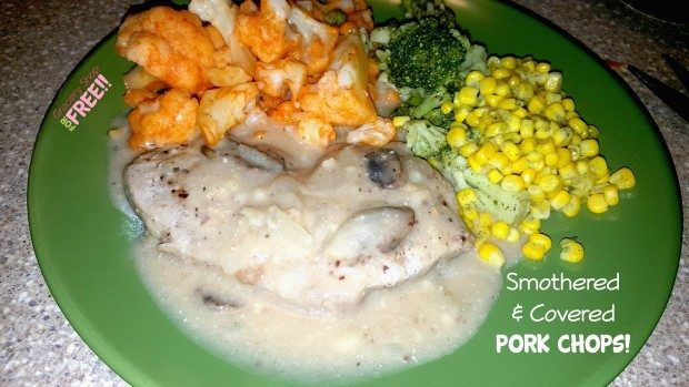 Smothered And Covered Pork Chops Recipe!