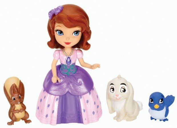 Sofia The First Sofia and Animal Friends Fashion Doll Playset Just $6.89!