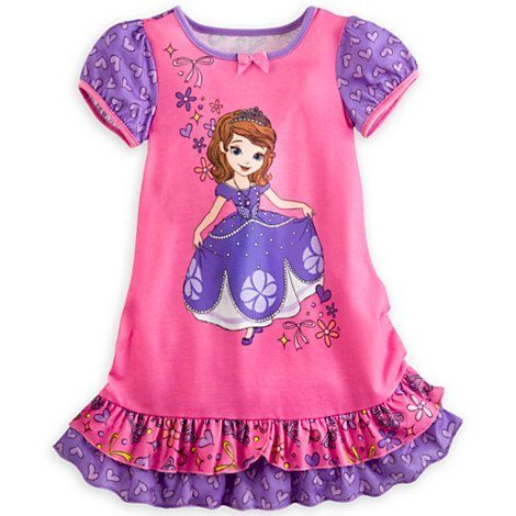 Sofia The First Sale At Disney Store With Prices As Low As $2.95!