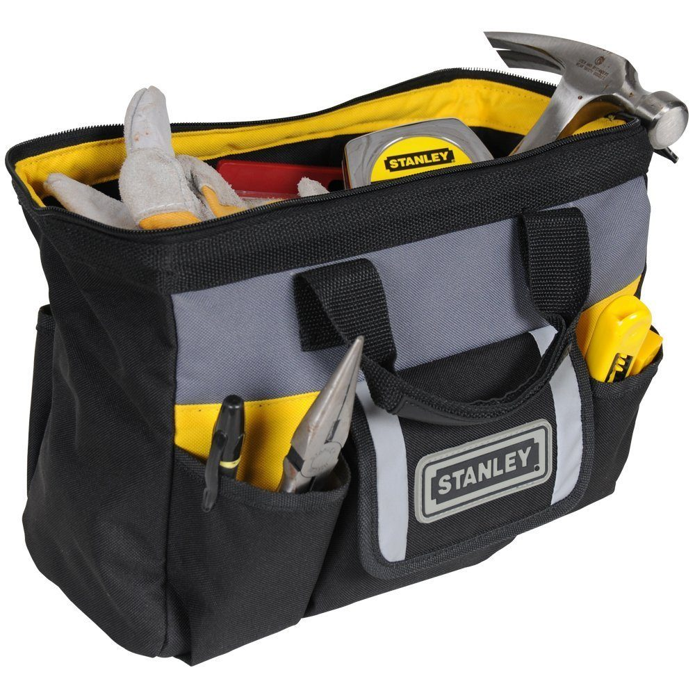 Stanley 12-Inch Soft Sided Tool Bag Just $9.97!