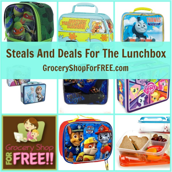 Steals and Deals For The Lunchbox