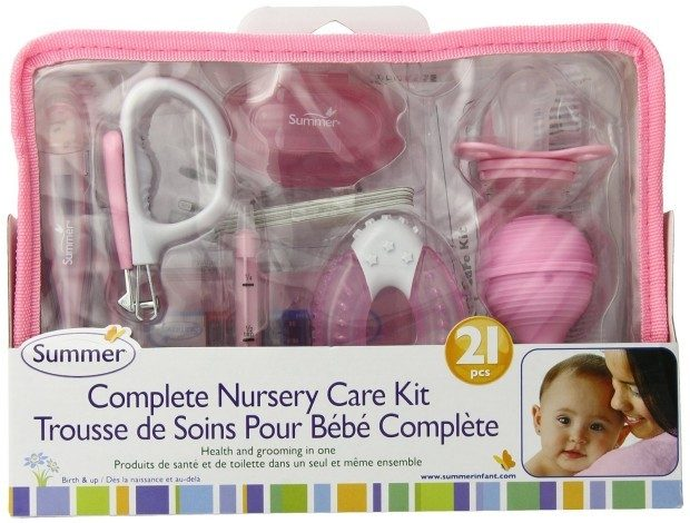 Summer Infant Complete Nursery Care Kit Just $13.66! (reg. $22.99)