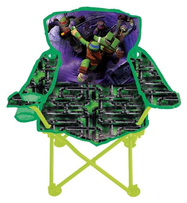 Teenage Mutant Ninja Turtle Fold N' Go Chair Just $9.98!