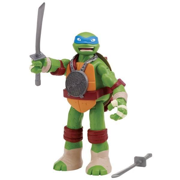 Teenage Mutant Ninja Turtles Hand-To-Hand Leonardo Action Figure Just $4.09!