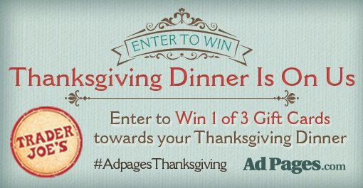 #AdpagesThanksgiving