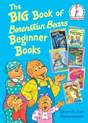 The Big Book of Berenstain Bears Beginner Books Just $9.17! (reg. $16.99)