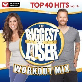 FREE The Biggest Loser Workout Mix Top 40 Hits Volume 4 Download!