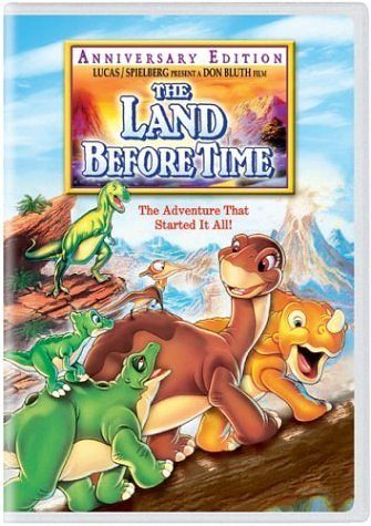 The Land Before Time (Anniversary Edition) $4.50 + FREE Shipping with Prime!