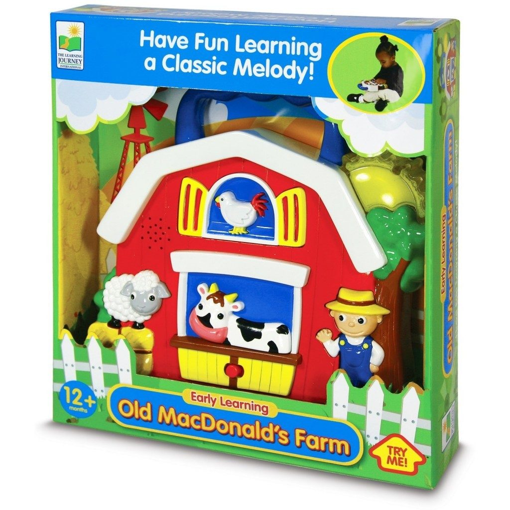 The Learning Journey Early Learning Old MacDonald's Farm