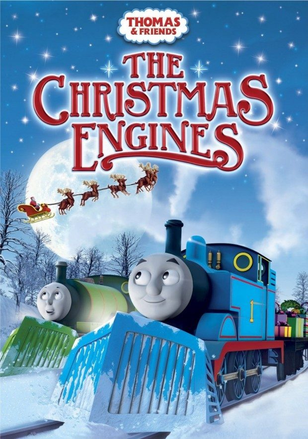 Thomas & Friends: The Christmas Engines DVD Just $3.99!