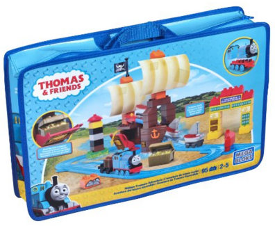 Mega Bloks Thomas & Friends Sodor's Legend Of The Lost Treasure Building Set Just $30 From $40!