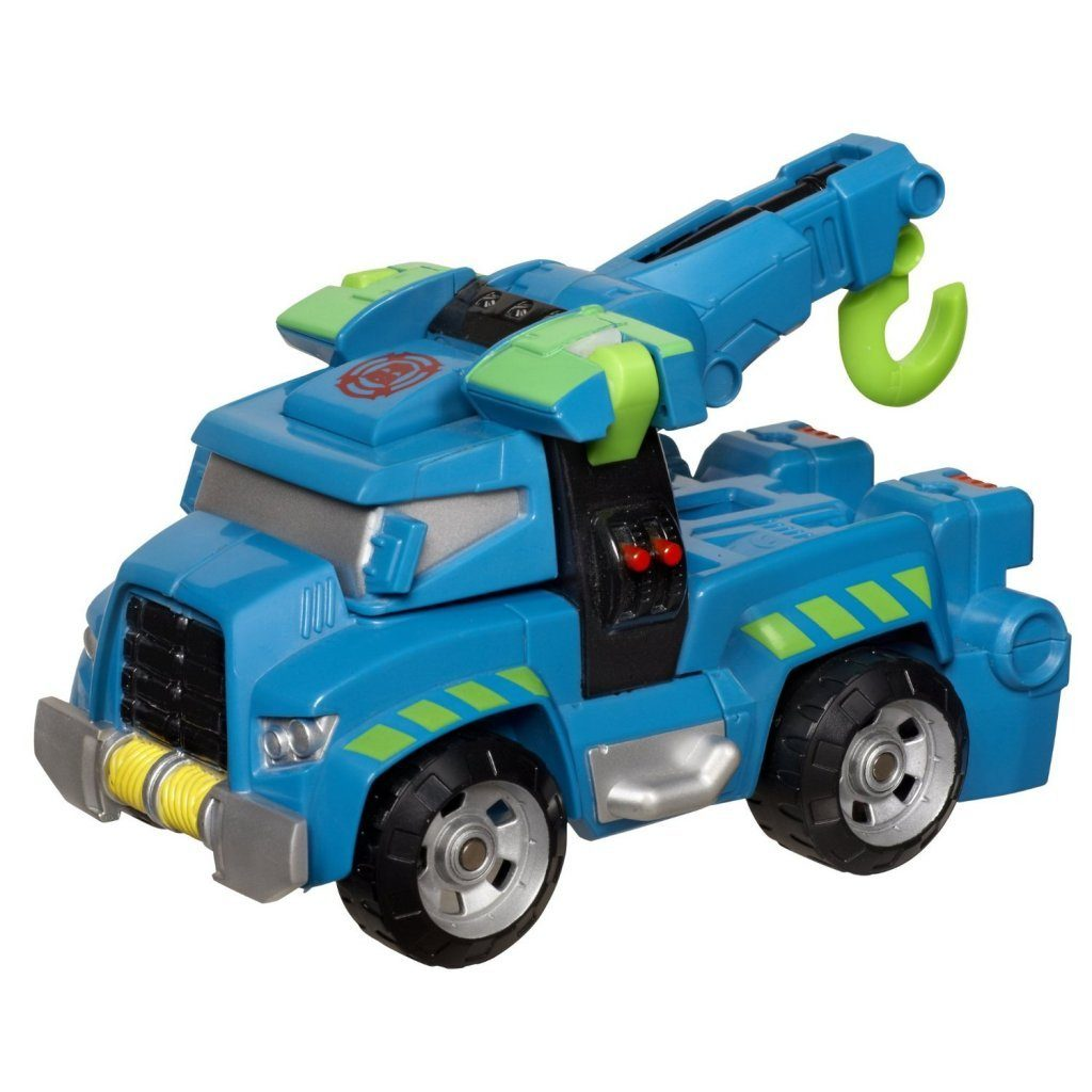 Transformers Rescue Bots Playskool Heroes Hoist the Tow-Bot Figure1