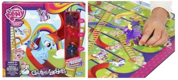 My Little Pony Chutes And Ladders Game Just $15 Down From $30!