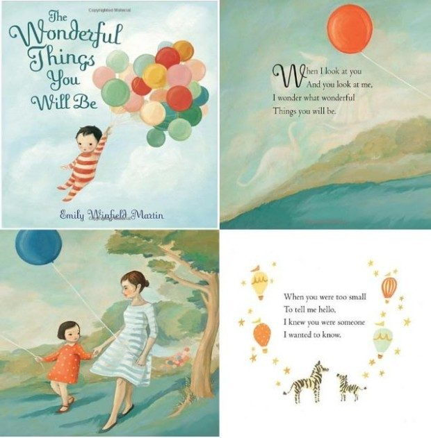 The Wonderful Things You Will Be Hardcover Just $10.87 Down From $18!