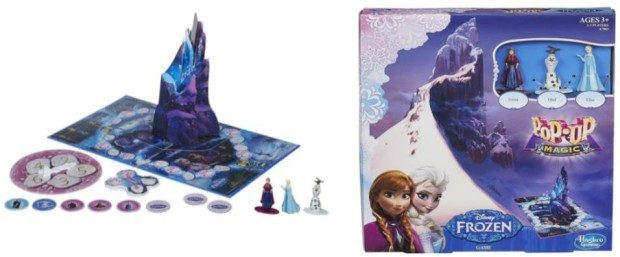 Disney Pop-Up Magic Frozen Game Just $5 Down From $15!