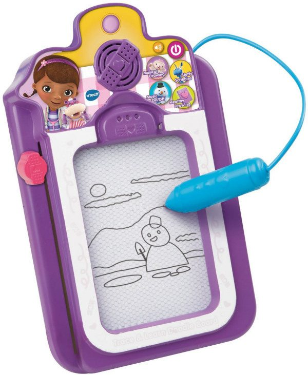 VTech Doc McStuffins Doc's Talk and Trace Clipboard