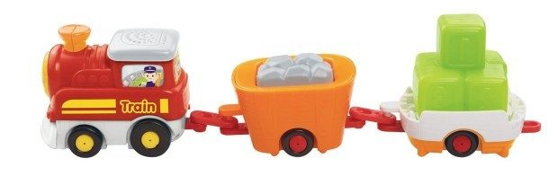 VTech Go! Go! Smart Wheels Carry-All Cargo Train Just $8.66!