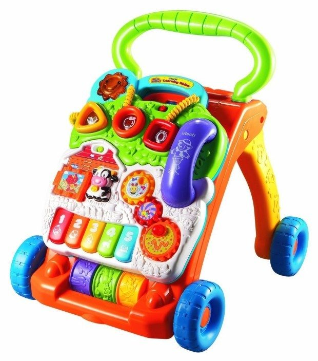 VTech Sit-to-Stand Learning Walker Only $19.99!  Down From $35!
