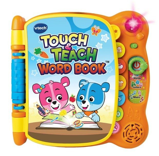 VTech Touch and Teach Word Book Just $10.98!