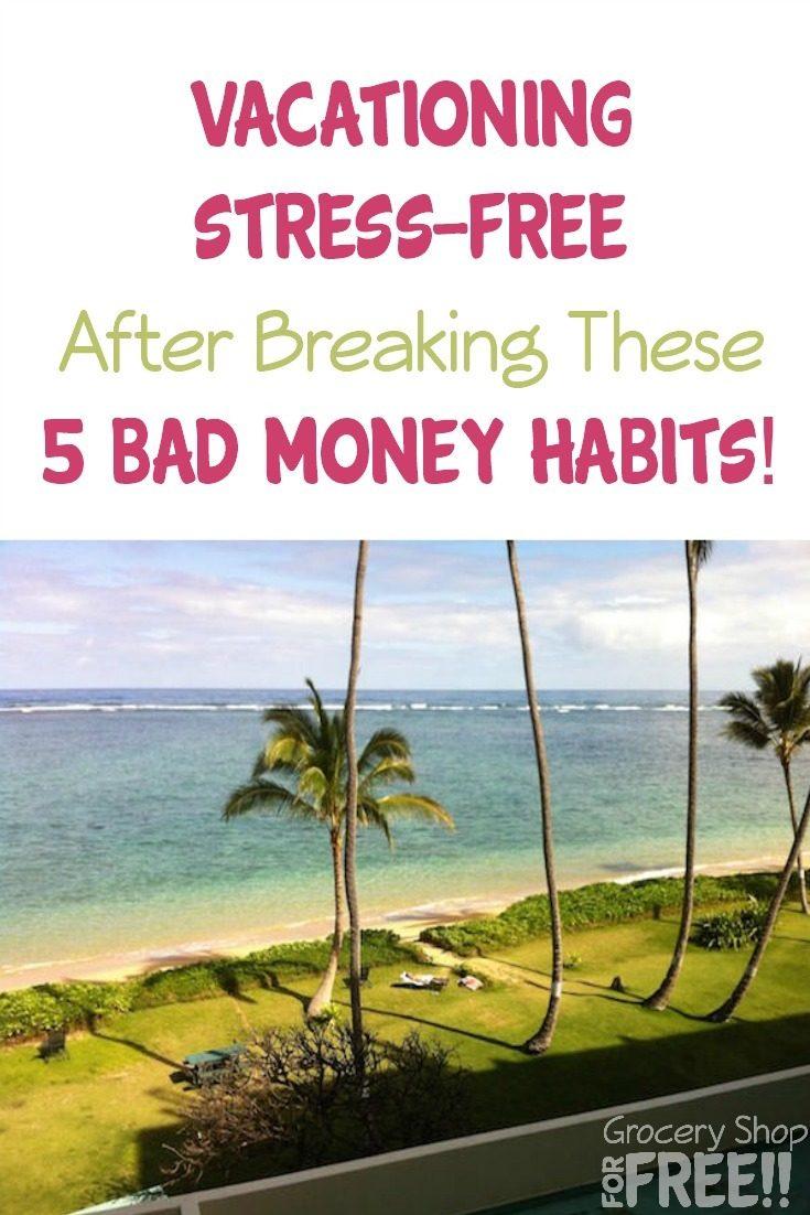 Vacationing Stress Free